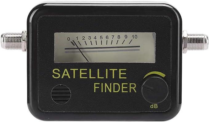 Buscador de Satélite Universal,Conector LNB a Rec Medidor ...