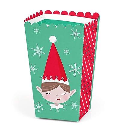 Amazon.com: Elf Squad – Cajas de regalo de Navidad para ...