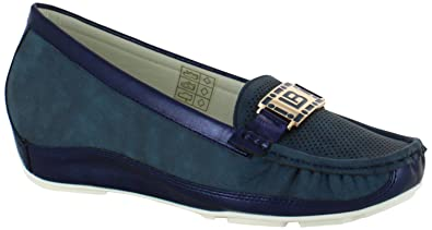 Laura Biagiotti Women 727 Loafers Size: 7 UK Cheap Professional Outlet Purchase Particular Great Deals For Sale 09NcE9
