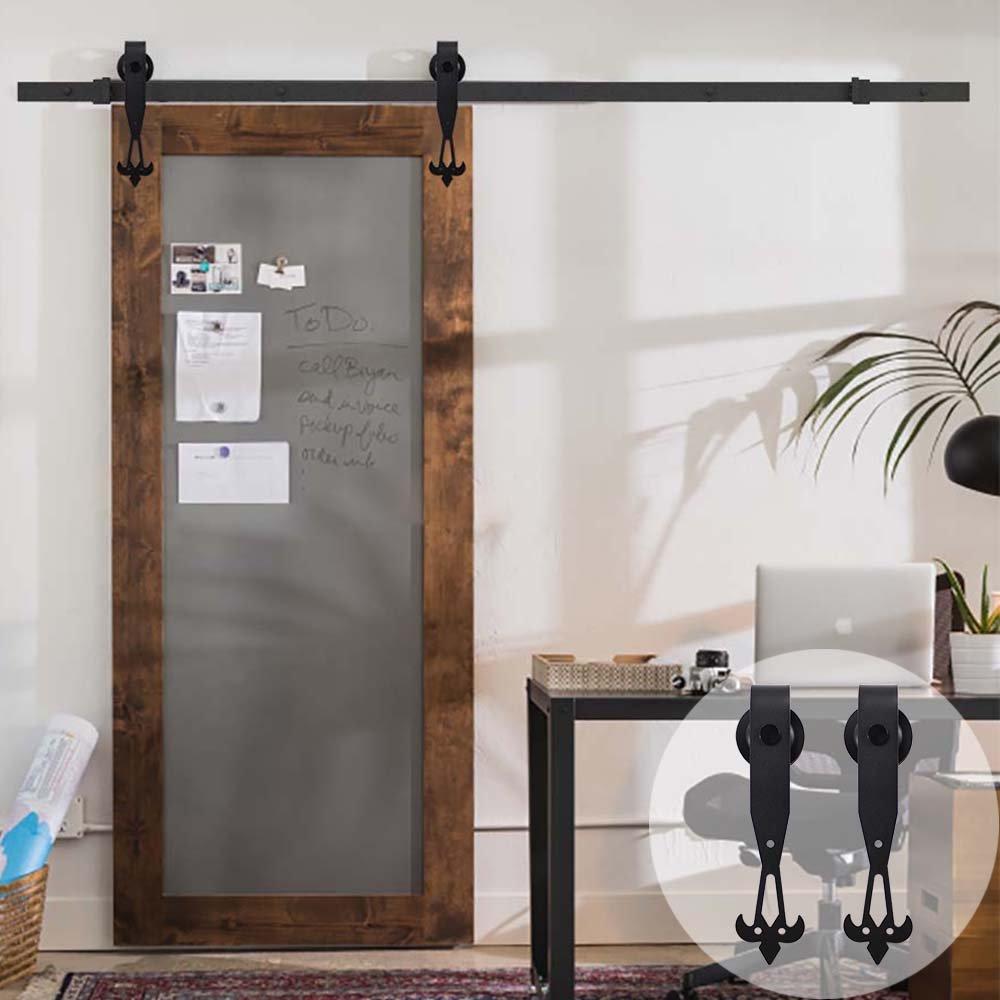 Amazon Winsoon 6 Ft72 Inch Industrial Overhead Barn Door