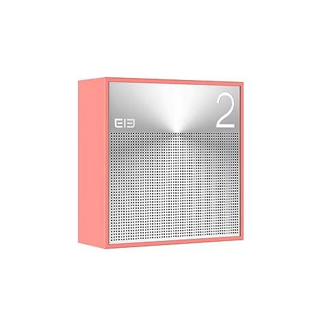 Ele Box Bluetooth Speaker – Altavoz Bluetooth Portátil inalámbrico (Compatible con iPhone 7 6s 6