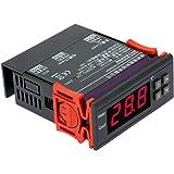 Andoer - termorregulador digital, termocupla -40℃ a 120℃, con sensor,