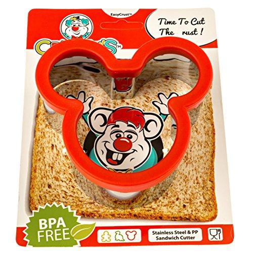 mickey sandwich maker - 4
