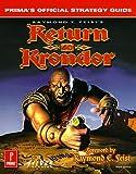 Return to Krondor, Melissa Tyler and Mark Walker, 0761507094