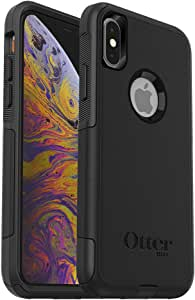 Otterbox 77-59514 Commuter Series Case for iPhone Xs & iPhone X - Frustration Free Packaging - Black