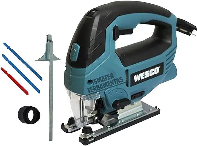 Serra Tico-Tico 850W 220V Wesco por WESCO