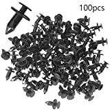 Nylon Fender Clips Body Rivets For Honda Kawasaki Polaris Suzuki King Quad Vinson Acura Rancher 8mm Hole Size