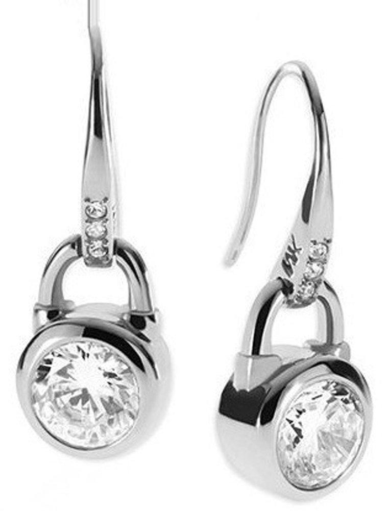 SaySure - Drop Earrings Gold And Silver Plated Metal Earrings