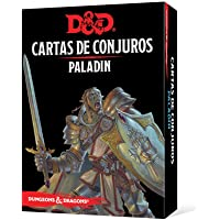 Dungeons & Dragons Paladin-Cartas de Conjuros-Castellano, Color (Edge