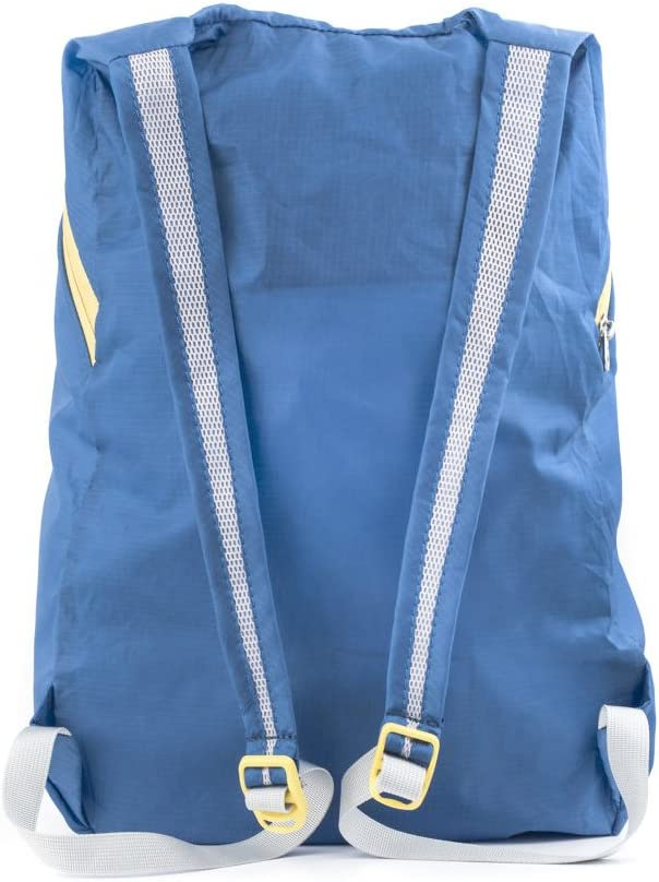 Blue Kikkerland BB05-BL Compact Backpack