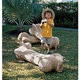 Park Avenue Collection Gigantic Dinosaur Bone