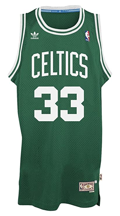 buy cheap d96f6 87e1e adidas Larry Bird Boston Celtics Green Throwback Swingman Jersey