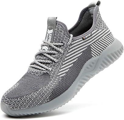 Drecage Steel Toe Safety Shoes for