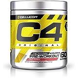 Cellucor ID Series C4 Pre Workout Original Fruit Punch, 60 Servings