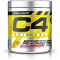 Cellucor C4 Original Idseries Pre-Workout, Fruit Punch, 60 Servings, 390 gm