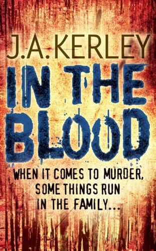 In the Blood (Carson Ryder, Book - Alabama Shop Spy