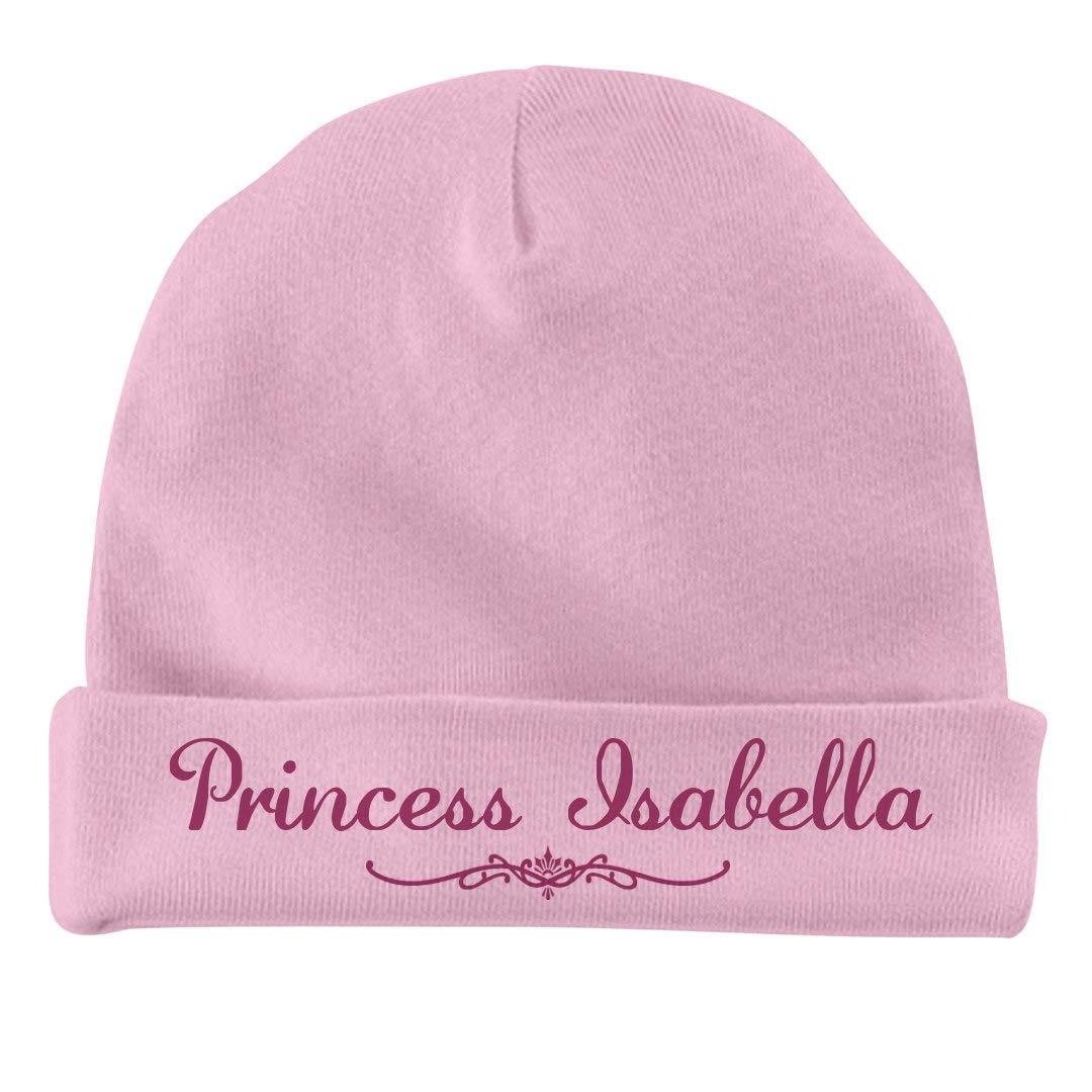 Infant Baby Hat FUNNYSHIRTS.ORG Princess Isabella Newborn Gift