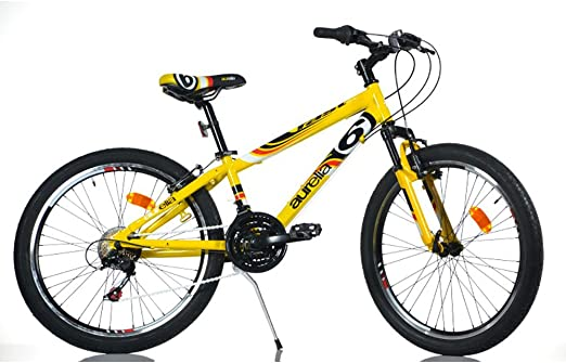 Bicicleta Mountain Bike MTB niño 24 Fast Boy 1024bs Aurelia ...