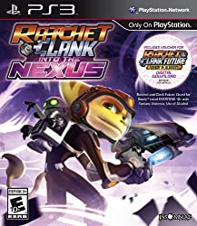 Image of the product Ratchet and Clank: Into that is listed on the catalogue brand of Sony.
