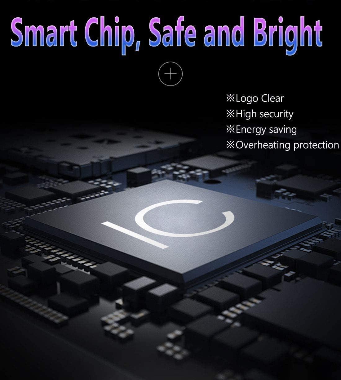 2 Pcs Car Projection LED Projector Door Shadow Light Welcome Light Laser Emblem Logo Lamps Kit for Benz Aclass W176//W177 A180 AMG//AMG A45 s//a35//a200d//a220L//a200L//A250 SPORT 4MATIC// front door
