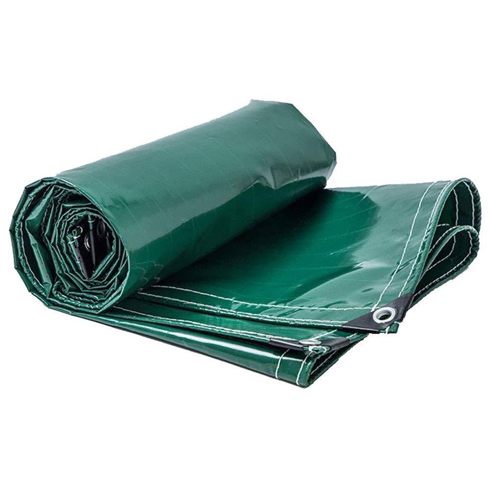 WCS Gepolsterte wasserdichte Regenschutz-Sonnenschutzmittel für den Außenbereich tragbar, LKW, Stiefel, Camping, Dach oder Pool-Sonnenschutzplane (0,45 mm500 g   M2) In verschiedenen Größen erhältlich Ze