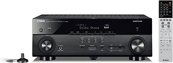 Yamaha AVENTAGE RX-A680 7.2-ch 4K Ultra HD AV Receiver with HDR