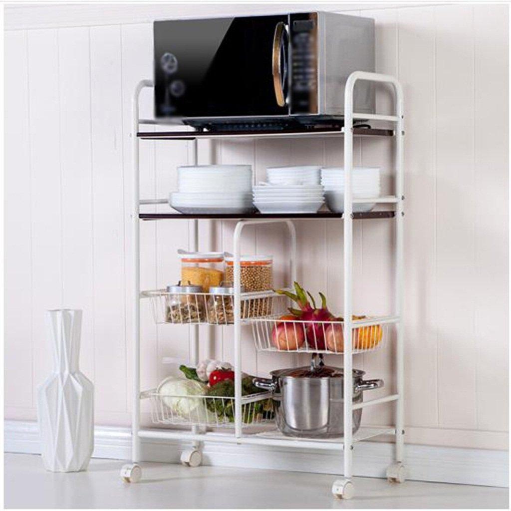 Estantera cocina cool estante de cocina estante de microondas estantera de cocina estantes de - Estante microondas ...
