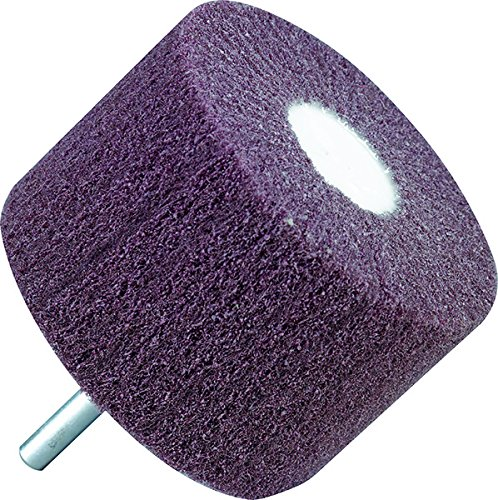 United Abrasives-SAIT 77786 Non-Woven Flap Wheel, 2x1x1/4, Medium, 10 Per Box