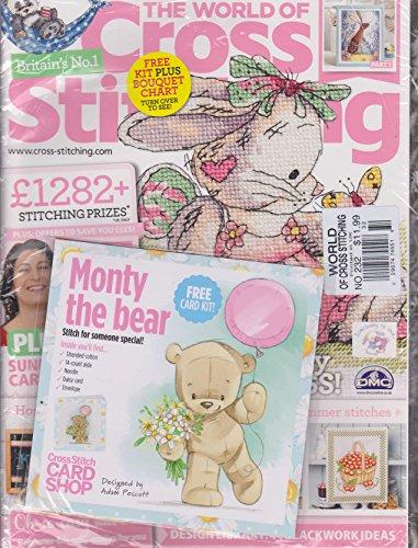 (The World of Cross Stitching Magazine Number 232)