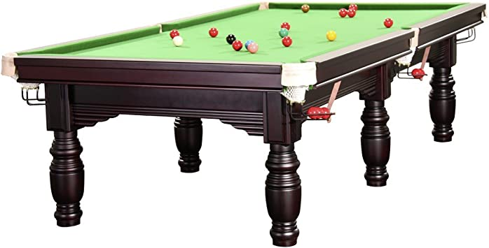 Mesa de Billar Snooker modelo Leopold 9 pies 40 mm de pizarra ...