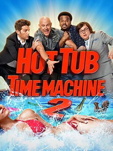 Filmcover Hot Tub Time Machine 2