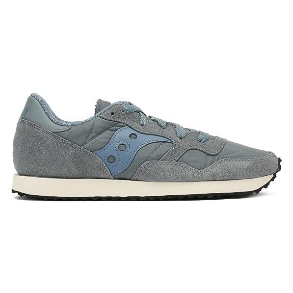 Amazon.com | Saucony Womens Aqua Grey DXN Vintage Sneakers-UK 3 | Fashion Sneakers
