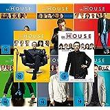 Dr. House - Die komplette 1. + 2. + 3. + 4. + 5. + 6. + 7. + 8. Staffel (46-Disc / 8-Boxen)