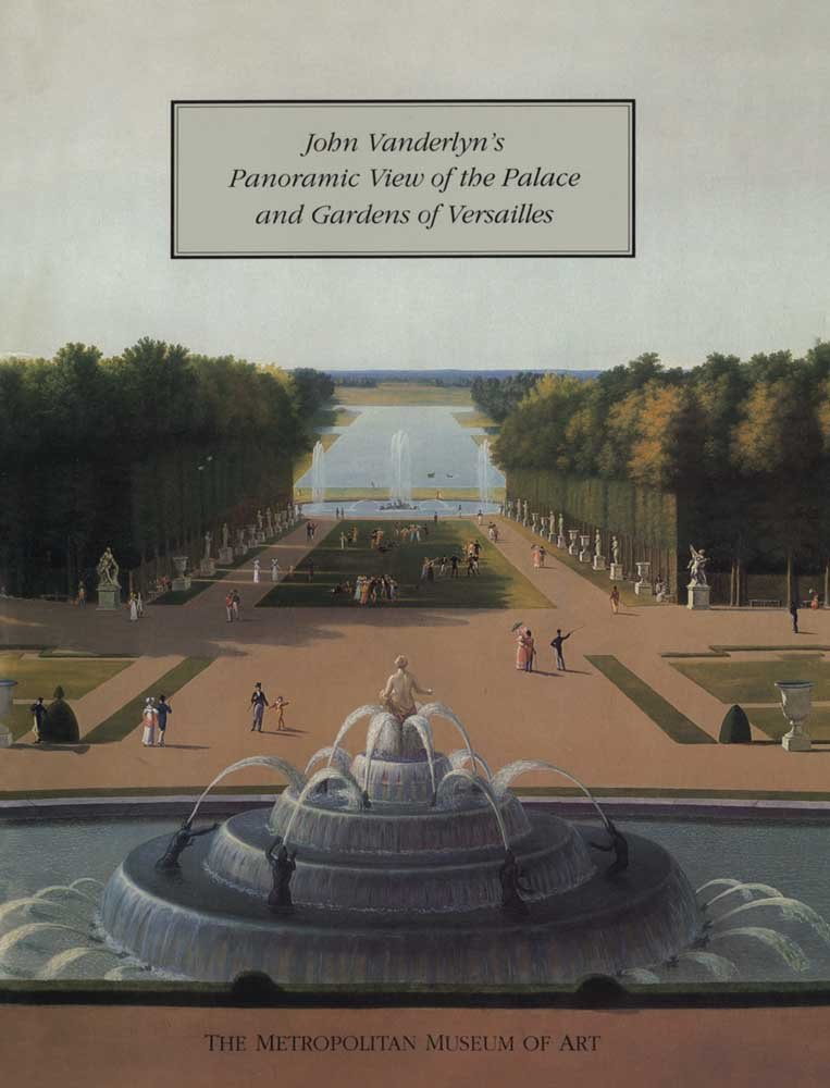 Download John Vanderlyn's Panoramic View of the Palace and Gardens of Versailles pdf epub