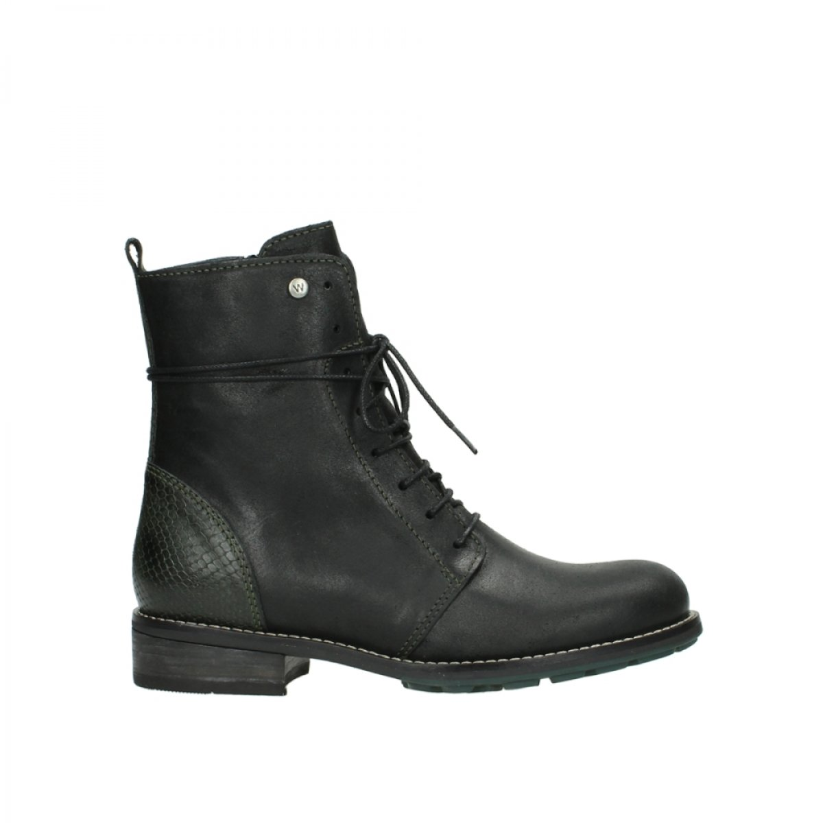 À 4432 Wolky Lacets MurrayBottes Femme CdxBeroW