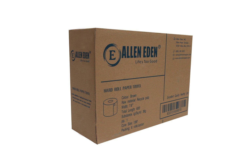 Amazon.com: Allen Eden Brown Paper Towels, 7.8\