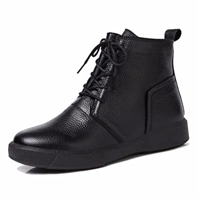 Women's Genuine Cow Leather Chukka Boot