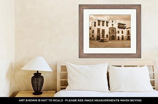 Amazon.com: Ashley Framed Prints House of Columbus in Las ...