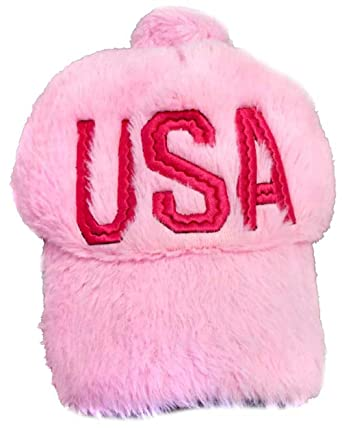 USA Caps, Hats & Accessories Gorros de Felpa Vintage para Mujer ...