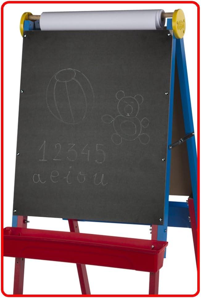 CRA-Z-ART - Pizarra 3 en 1 Madera (ColorBaby 44112): Amazon.es ...