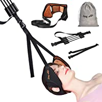 Neck Head Hammock,Cosy Life Breathable Velvet Cervical Neck Traction Device for...