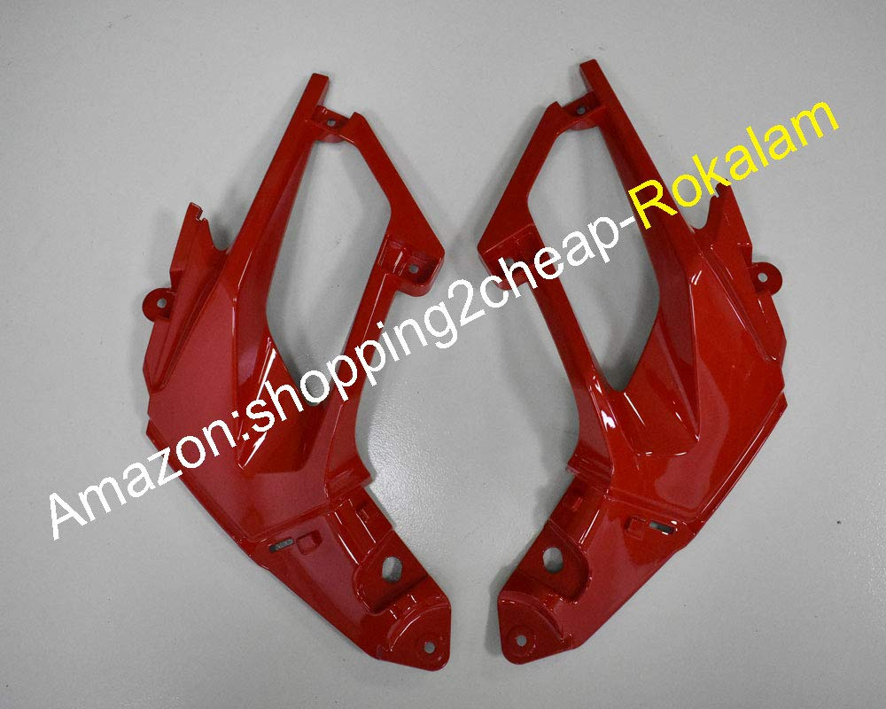 For Ninja 400 2018 2019 2020 Ninja400 Ninja-400 18 19 20 Red Black Fairing Kits