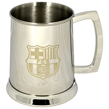 Amazon.com: F.C. Barcelona jarra de acero inoxidable: Sports ...