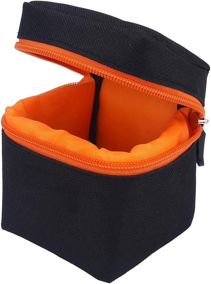 Padded Thick Camera Lens Bag, VBESTLIFE Shockproof Protective Pouch Case for DSLR Camera Lens