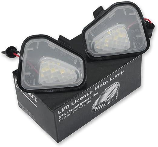 2x Led Umfeldbeleuchtung Außenspiegel Auto