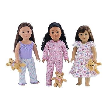 79dffa1419ae Amazon.com  18-inch Doll Clothes