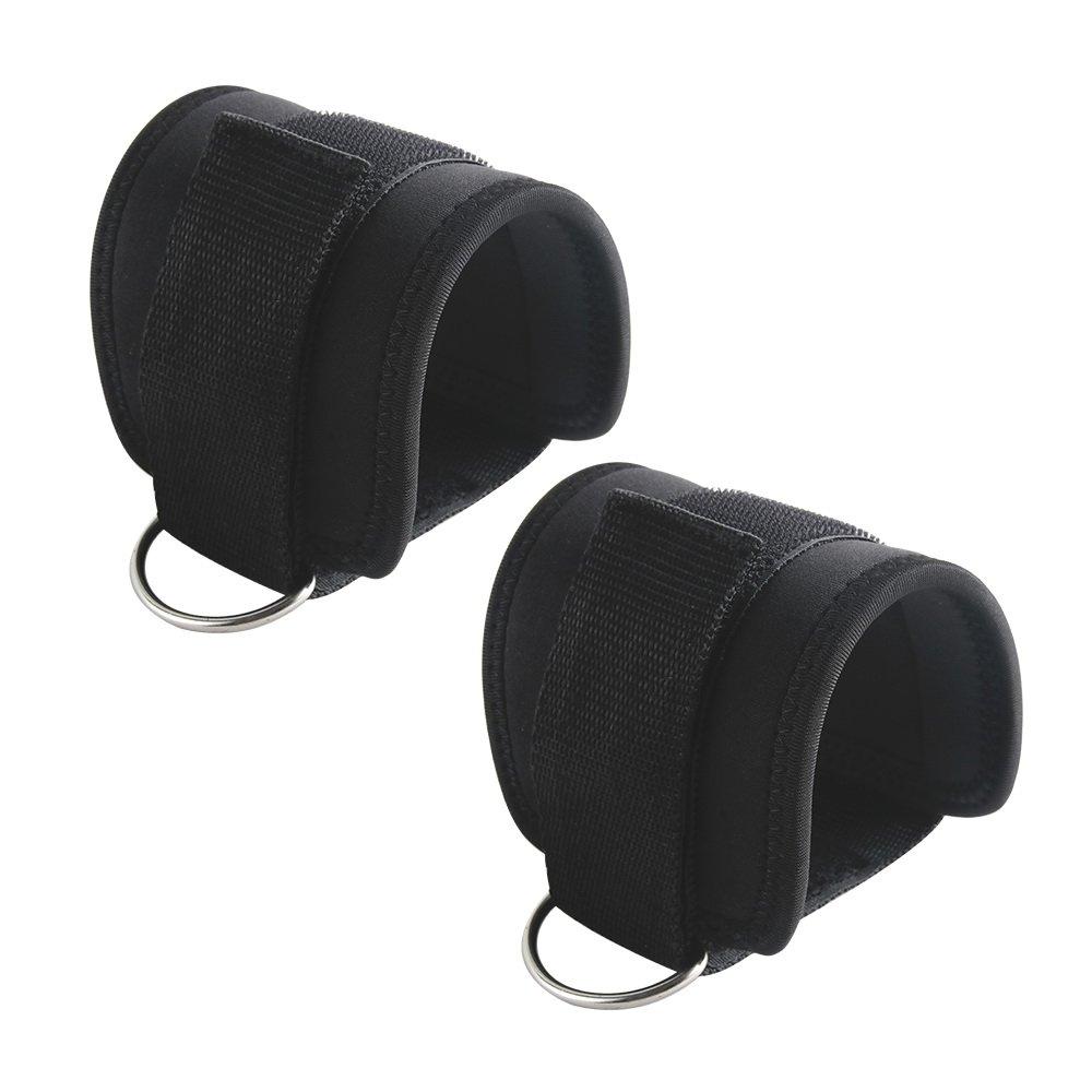 Stanbow Tirantes de Tobillo para Máquinas de Cable para Accesorios de Cable Multi Gym