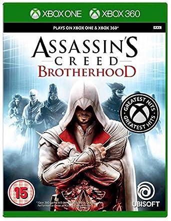Amazon Com Assassin S Creed Brotherhood Classics Xbox 360