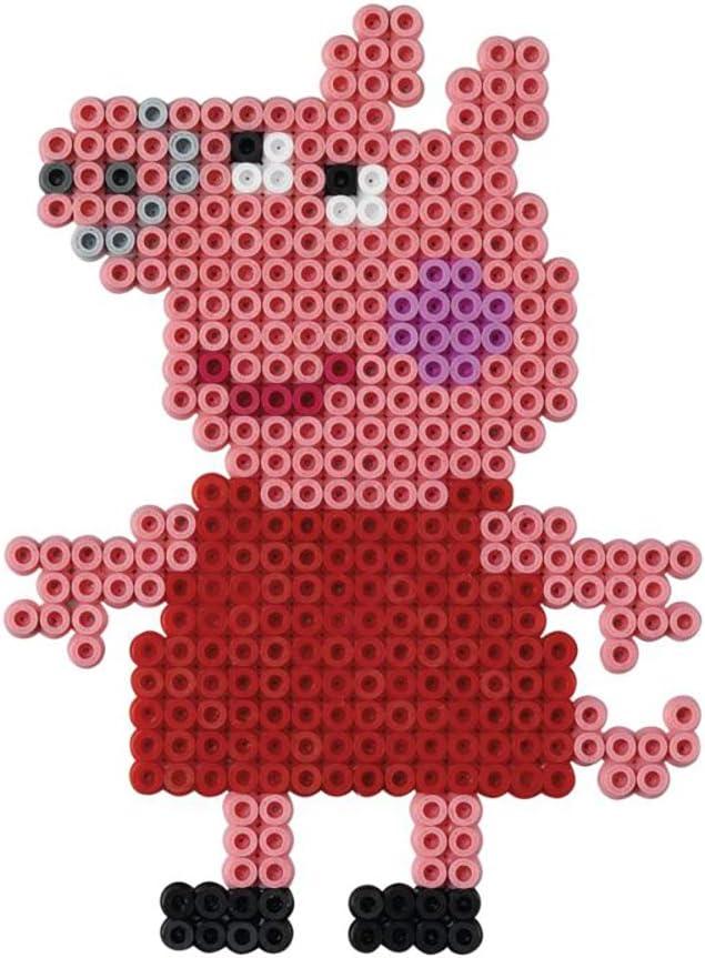 Peppa Pig Kralen Borduren Embroidery Peppa