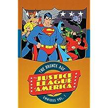 Justice League of America The Bronze Age Omnibus HC Vol 1